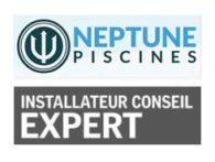 AQUA SERVICES installateur agréé NEPTUNE Piscines